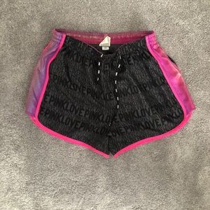 PINK by Victoria's Secret high waisted lined short